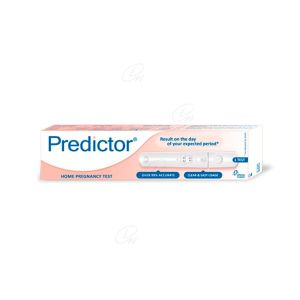 PREDICTOR EARLY TEST DE EMBARAZO 1 U