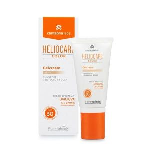 HELIOCARE COLOR GELCREAM LIGHT LIGHT 50 ML