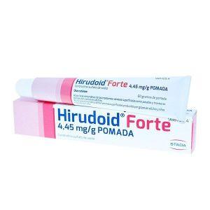 HIRUDOID FORTE 4.45 MG/G POMADA 60 G