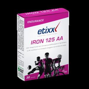 ETIXX IRON 125 AA 30 CAPSULAS