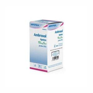 APOXOL AMBROXOL APOTEX 3 MG/ML JBE 200 ML