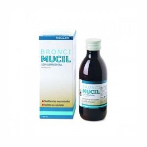 BRONCIMUCIL 12.5 MG/5 ML SUSPENSION ORAL 200 ML