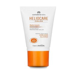 HELIOCARE GELCREAM COLOR SPF 50 50 ML