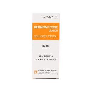 DERMOMYCOSE LIQUIDO SOLUCION TOPICA 50 ML