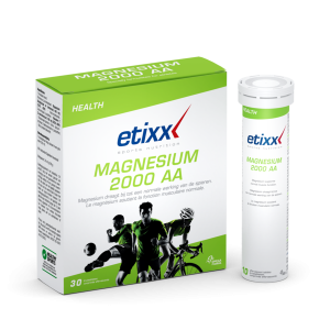 ETIXX MAGNESIUM 2000 AA COMPRIMIDOS EFERV 30 COM