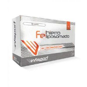 INFISPORT HIERRO LIPOSOMADO FE 60 CAPS