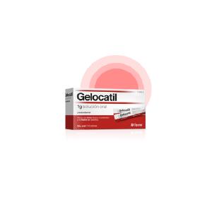 GELOCATIL 1 G SOLUCION ORAL 10 SOBRES