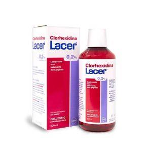 LACER COLUT CLORHEXIDIN 500 ML