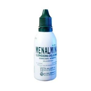 MENALMINA 10 MG/ML SOLUCION TOPICA 1 FRASCO 40 M