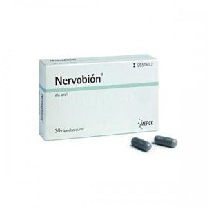 NERVOBION 30 CAPSULAS