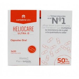 PACK HELIOCARE ULTRA-D 2X30CAPS
