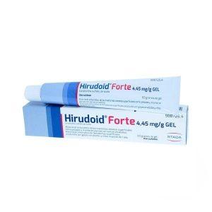 HIRUDOID FORTE 4.45 MG/G GEL TOPICO 60 G