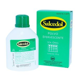 SALCEDOL POLVO ORAL 125 G