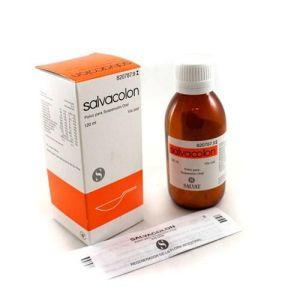 SALVACOLON SOLUCION ORAL 1 FRASCO 120 ML