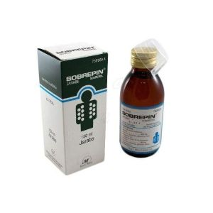 SOBREPIN 40 MG/5 ML JARABE 150 ML