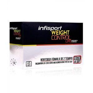 INFISPORT WEIGHT CONTROL 45 CAPS